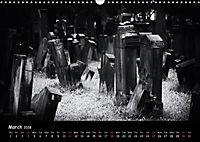 Jewish Cemetery (Wall Calendar 2018 DIN A3 Landscape) - Produktdetailbild 3