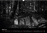 Jewish Cemetery (Wall Calendar 2018 DIN A3 Landscape) - Produktdetailbild 4