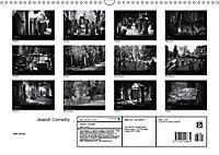 Jewish Cemetery (Wall Calendar 2018 DIN A3 Landscape) - Produktdetailbild 13