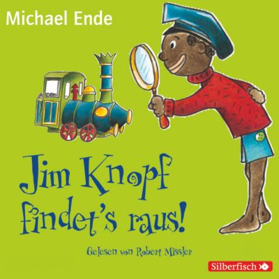 Jim Knopf findet's raus, 1 Audio-CD, Michael Ende, Beate Dölling