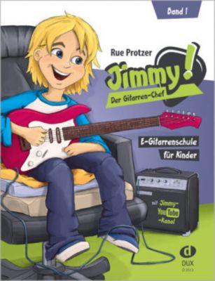 Jimmy! Der Gitarren-Chef, Rue Protzer
