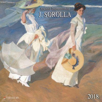 Joaquín Sorolla - Spanish Impressionist 2018, Joaquín Sorolla