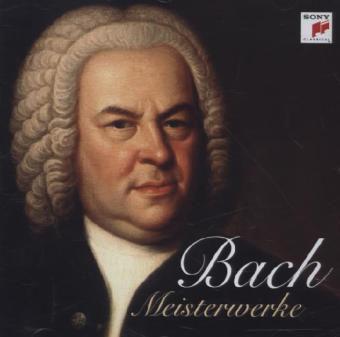 Johann Sebastian Bach-Meisterwerke, Johann Sebastian Bach