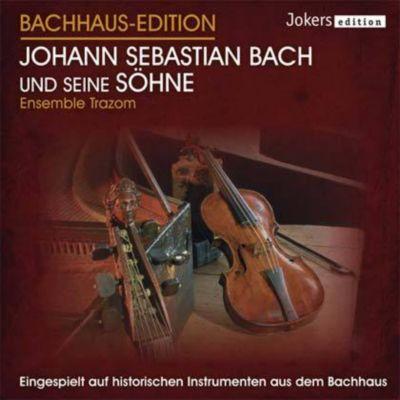 Johann Sebastian Bach und seine Söhne - Bachhaus-Edition, CD, JOHANN SEBEASTIAN BACH