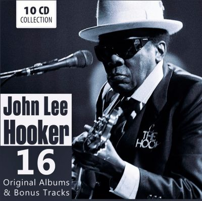 John Lee Hooker, 10 CDs, John Lee Hooker