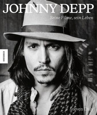 Johnny Depp, Steven Daly