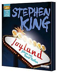 Joyland, 2 MP3-CDs - Produktdetailbild 1