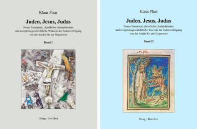 Juden, Jesus, Judas, 2 Bde., Klaus Plaar