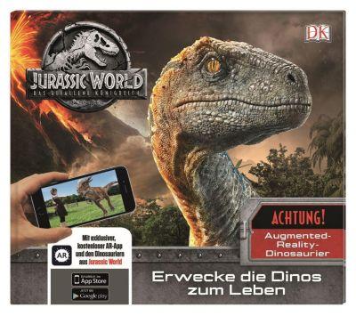 Jurassic World: Das gefallene Königreich. Erwecke die Dinos zum Leben, Caroline Rowlands