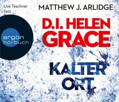 Kalter Ort, 6 Audio-CDs, Matthew J. Arlidge