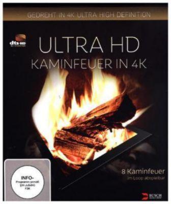 Kaminfeuer - UHD Edition, Simon Busch
