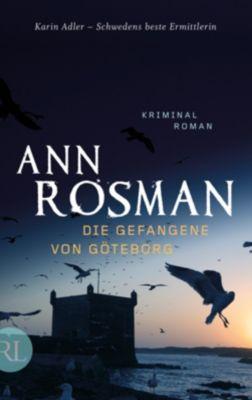 Karin Adler Band 4: Die Gefangene von Göteborg, Ann Rosman