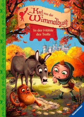 Karl von der Wimmelburg Band 4: In der Höhle des Trolls, Daniel Acht