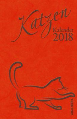 Katzen Kalender 2018