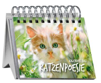 Katzenpoesie Tischkal. 2017