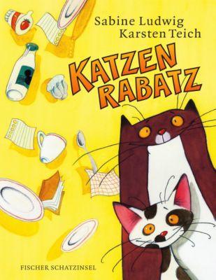 Katzenrabatz, Sabine Ludwig, Karsten Teich