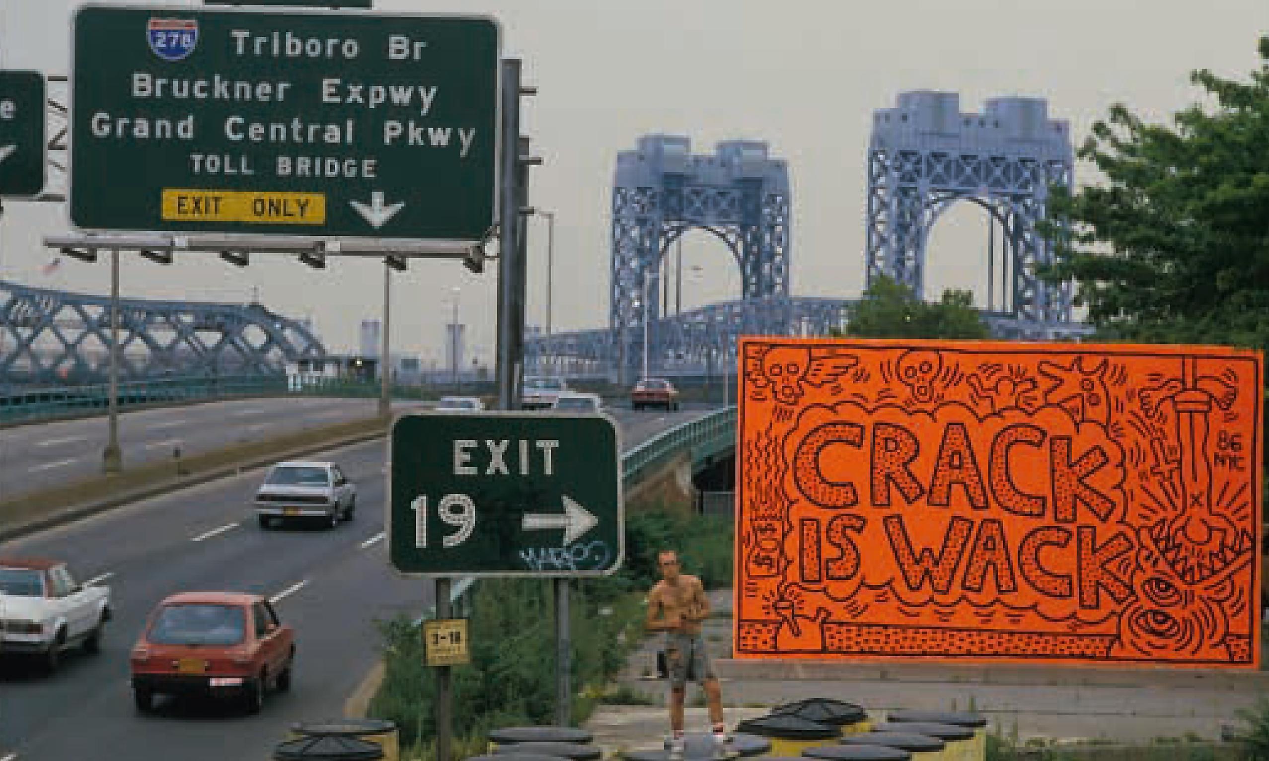 Keith Haring Gegen Den Strich Buch Kaufen Jokersde