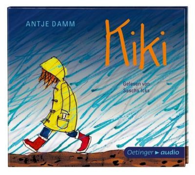 Kiki, 1 Audio-CD, Antje Damm