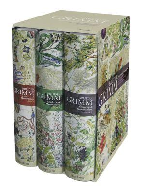 Kinder- und Hausmärchen, 3 Bände, Jacob Grimm, Wilhelm Grimm