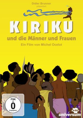 Kiriku und die Männer und Frauen, Diverse Interpreten
