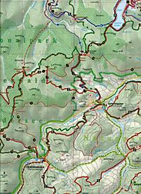 KKV Rad- und Wanderkarte Edersee - Produktdetailbild 2