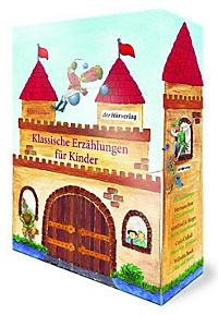 Klassische Erzählungen für Kinder, 9 Audio-CDs - Produktdetailbild 3