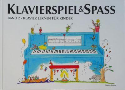 Klavierspiel & Spaß - Klavier lernen für Kinder, Pernille Holm Kofod