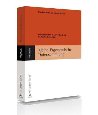 Kleine Ergonomische Datensammlung, Wolfgang Lange, Armin Windel