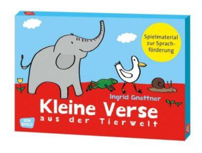 Kleine Verse aus der Tierwelt, Ingrid Gnettner