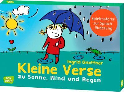 Kleine Verse zu Sonne, Wind und Regen, Ingrid Gnettner