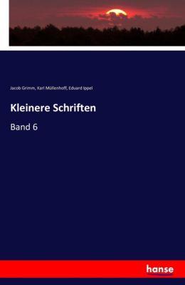 Kleinere Schriften, Jacob Grimm, Karl Müllenhoff, Eduard Ippel