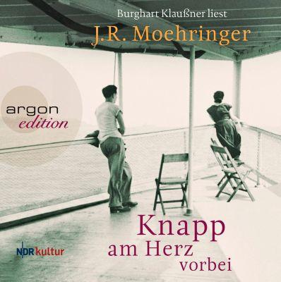 Knapp am Herz vorbei, 8 Audio-CDs, J. R. Moehringer