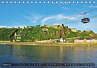 Koblenz Die Stadt am Deutschen Eck (Tischkalender 2018 DIN A5 quer) - Produktdetailbild 8