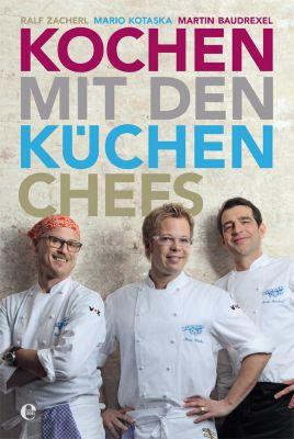 Kochen mit den Küchenchefs, Ralf Zacherl, Martin Baudrexel, Mario Kotaska