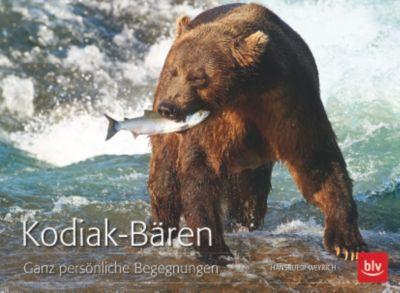 Kodiak-Bären, Hansruedi Weyrich
