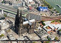 Köln - Die Rheinmetropole aus der Luft (Wandkalender 2018 DIN A4 quer) - Produktdetailbild 3