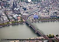 Köln - Die Rheinmetropole aus der Luft (Wandkalender 2018 DIN A4 quer) - Produktdetailbild 2