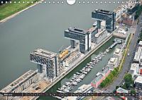 Köln - Die Rheinmetropole aus der Luft (Wandkalender 2018 DIN A4 quer) - Produktdetailbild 5
