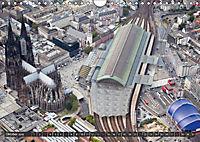 Köln - Die Rheinmetropole aus der Luft (Wandkalender 2018 DIN A4 quer) - Produktdetailbild 10