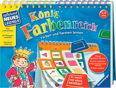 König Farbenreich, Kirstin Jebautzke