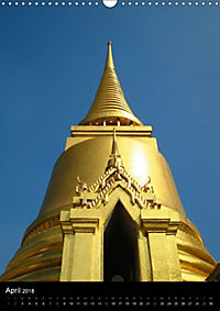 Königspalast - Bangkok (Wandkalender 2018 DIN A3 hoch) - Produktdetailbild 4