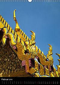 Königspalast - Bangkok (Wandkalender 2018 DIN A3 hoch) - Produktdetailbild 2