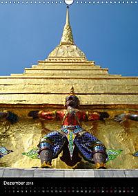 Königspalast - Bangkok (Wandkalender 2018 DIN A3 hoch) - Produktdetailbild 12