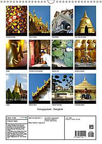 Königspalast - Bangkok (Wandkalender 2018 DIN A3 hoch) - Produktdetailbild 13