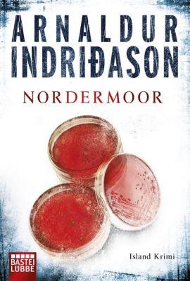 Kommissar-Erlendur-Krimi Band 3: Nordermoor, Arnaldur Indriðason