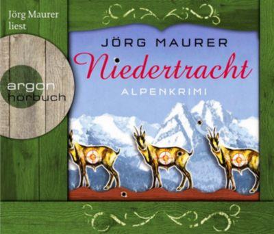 Kommissar Jennerwein Band 3: Niedertracht (5 Audio-CDs), Jörg Maurer
