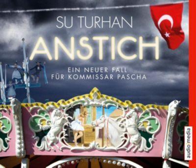 Kommissar Pascha Band 4: Anstich (4 Audio-CDs), Su Turhan