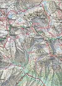 Kompass Karte Cortina d' Ampezzo, Dolomiti Ampezzane - Produktdetailbild 1