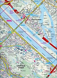 Kompass Stadtplan Wien - Produktdetailbild 1