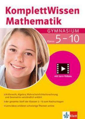 KomplettWissen Mathematik Gymnasium Klasse 5-10, Tanja Reimbold